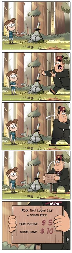 Stan would be proud by Moringmark<<<i'm so happy morningmark started making these comics again << yes yES