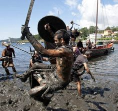 Viking Battle Reenactment - 07