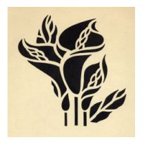 Galerie des pochoirs fleurs - Loisirs Creatifs de F1ADC