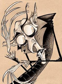 Nosferatu, Zach Bellissimo.