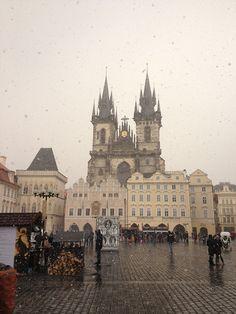 Prague...fall in love all over again