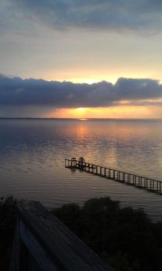 Sunset in Duck by Stacey Nardi. 2012 Outer Banks Photo Contest sponsored by Village Realty OBX. www.VROBX.com