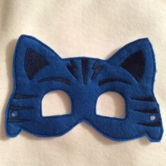 PJ Masks Catboy inspired mask cat boy by shawnmarie63 on Etsy