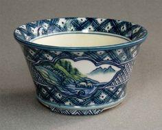 Bonsai Pot , Japan by Shohseki Ishido