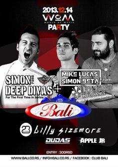 Bali Club (Serbia) 14-12-2014