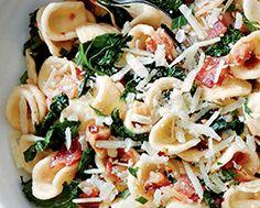 Rapini bacon and pasta recipes