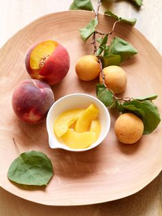 The essence of wine: peaches. Few flavors so fully speak of summer as the delightfully juicy sweetness of peaches. Long prized for their sensuous skin and delicate flavors, and revered for the vitality shown by blossoms that emerge before the tree has leaves, the fruit was the natural food of Chinese deities for millennia, each bite guaranteeing the gods their continued immortality. Carried back along the Silk Road, peaches later flourished in Persia...