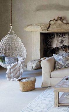 Serene Living Room Designs, Living Room Decor, Living Rooms, First Apartment Decorating, Deco Boheme, Deco Design, Home And Living, Interior Inspiration, House Design