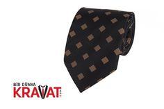 Kahverengi Kravat