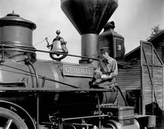 Buster Keaton- The General