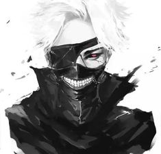 Some of the most popular tags for this image are: tokyo ghoul, anime, exo, kai and kaneki Manga Anime, Fanarts Anime, Manga Art, Anime Guys, Anime Characters, Anime Art, Manga Tokyo Ghoul, Ken Kaneki Tokyo Ghoul, Kaneki Kun