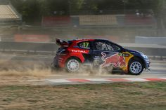 Davy Jeanney Peugeot, Barcelona, Racing, Vehicles, Car, Running, Automobile, Auto Racing, Rolling Stock