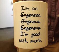 Coffee Mug for Engineers | From Funny Technology - Community - Google+ via Herb Firestone