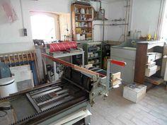 Letterpress Studio - Atelierhaus Beisinghof