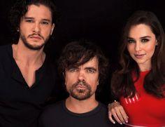 Jo, Tyrion & Daenerys