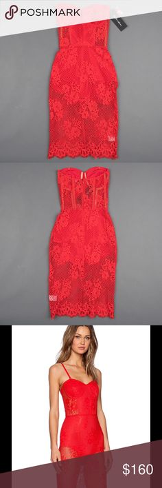 For Love And Lemons Garden Isle Dress Brand new w/tags. 58% Cotton 42% Nylon For Love and Lemons Intimates & Sleepwear