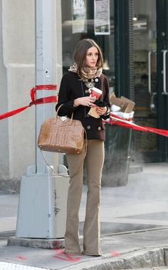 Olivia Palermo...I mean, does this woman WORK for pinterest??? Everything she does, wears and goes in PIN WORTHY