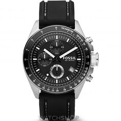 Mens Fossil Decker Chronograph Watch CH2573IE