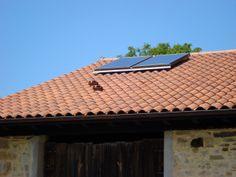 Colectores solares e