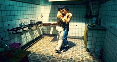 Happy Together (1997) - Director/Writer- Wong Kar Wai, Cinematographer- Christopher Doyle
