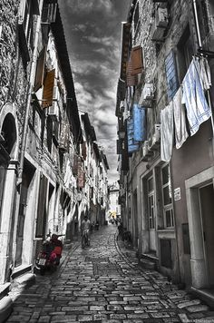 [Sleepy Town by Rockin' Daddy, via Flickr] ... Gritty texture - you can feel it