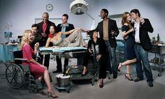 Grey's Anatomy at the beginning :(