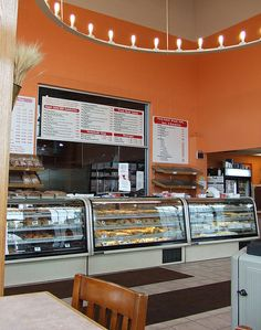 1/29/16 delightful pastries for the Crain Detroit Aud Dev team. Milano Bakery + Cafe   Eastern Market, Detroit