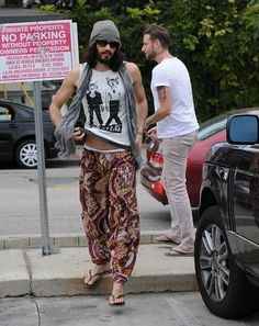 Russell Brand: Style: GQ