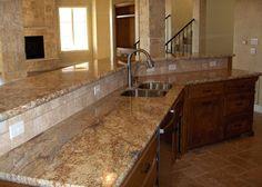 Yellow River Granite Countertop | Yellow River Granite Countertops (393), Yellow River, Fort Worth ...