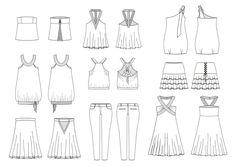 Desenho técnico de roupa:Qual sua função nas confecções