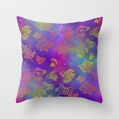 (via Pillows by Canny Mitts | Society6) - Expressive Evolution