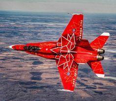 CF-18 Photo by @rcaf_pilot #AirMilitaryPower @mattmansellphotography @full_afterburner #F18
