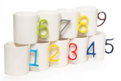 Number Mugs | Accessories | Home | Yours | Design