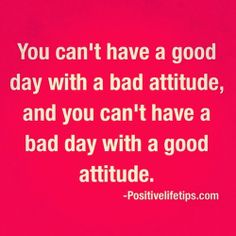 Good attitudes and great treats always make for a perfect day! #positive #quotes   Courtesy of Inspirational Picture Quotes!