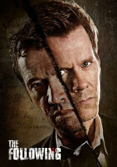 Created by Kevin Williamson.  With Kevin Bacon, James Purefoy, Shawn Ashmore, Valorie Curry. A brilliant and charismatic, yet psychotic serial killer communicates with other active serial killers and activates a cult of believers following his every command.