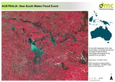 A map showing the extent of the flooding that has occurred in New South Wales. 26 September, All Band, South Wales, 3 Things, Constellations, Map, Location Map, Star Constellations, Maps