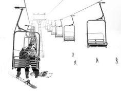Chairlift utopia
