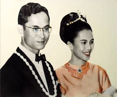 Bhumibol Adulyadej, Rama IX and Her Majesty Queen Sirikit Of Thailand. His Majesty is the ninth monarch of the Chakri Dynasty and the current King of Thailand. ♥♔♥♔LONG LIVE THE KING♥♔♥♔ http://islandinfokohsamui.com/