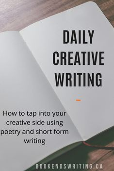 Why You Need a Daily Writing Habit – Bookends Writing Academy Writing Prompts For Writers, Writing Goals, Creative Writing Prompts, Writing Advice, Start Writing, Writing Practice, Writing Skills, Writing A Book, Short Story Writing