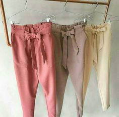 dressy pants-bow pants,tie pants-Pants trend for spring and summer 2018: http://www.justtrendygirls.com/pants-trend-for-spring-and-summer-2018/