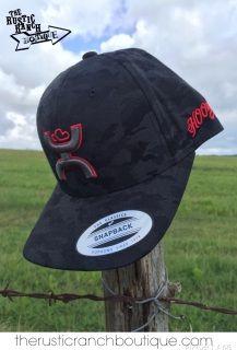 new concept a2d3f 79319 HOOey 2015 Chris Kyle Memorial Black Gray Camo Hat