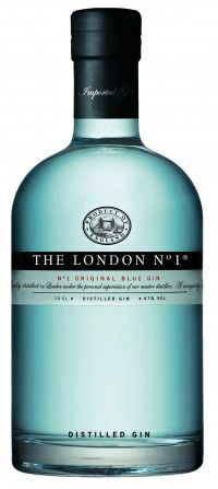 London n°1 #london #gin #packaging PD