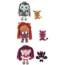 Monster High - Peluche (varios modelos)