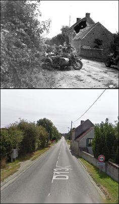 Saint-Lambert-sur-Dive  #Normandia1944