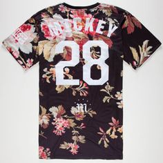 Neff Mickey Floral Shirt