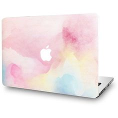 KEC MacBook Air 13 Inch Case Plastic Hard Shell Cover A1369 A1466 Oil... ($39) ❤ liked on Polyvore featuring home, home decor, wall art and filler