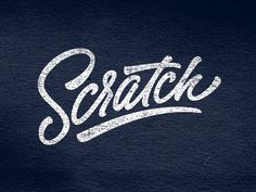 Scratch  by Sergey Shapiro