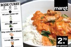 Simpel & snel Echt Eten: rode curry met paksoi & kip