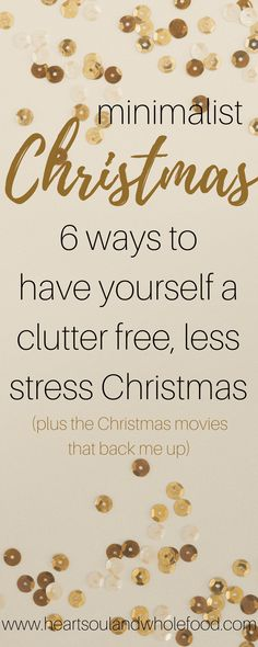 Minimalist Christmas. 6 ways to have yourself a clutter free, less stress Christmas. Christmas, downsizing, declutter, prepare for Christmas, kids toys, Goodwill, minimalist, minimalist Christmas