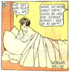 Winsor McCay  Have you seen the google doodle today?